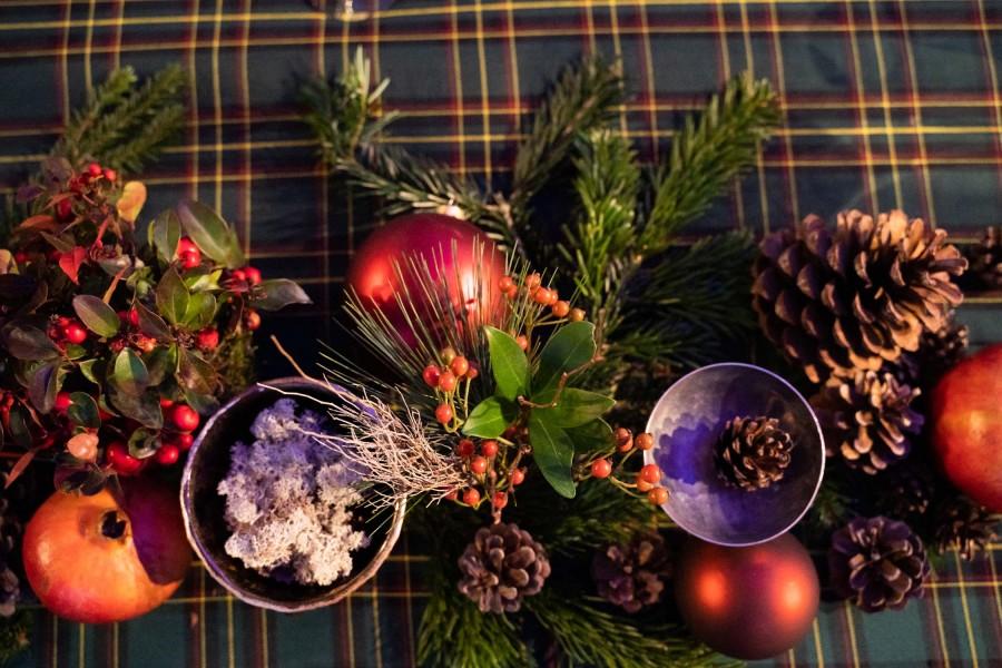 zakelijk kerstdiner