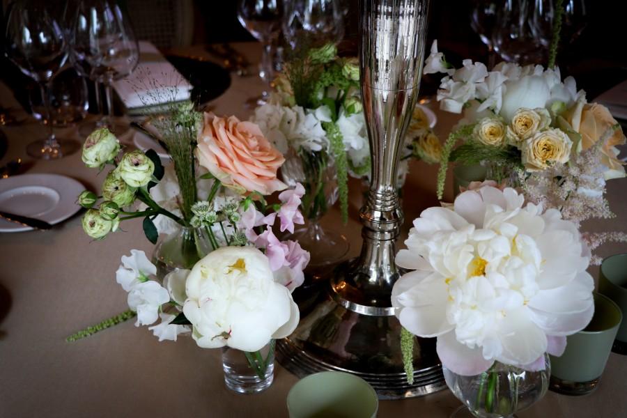 tafelbloemen