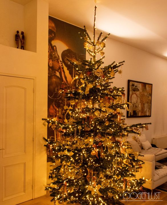 Kerstboom Amsterdam